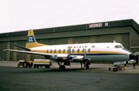 Photo of Dan-Air London Viscount G-ARBY