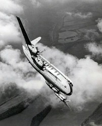 BEA - British European Airways Viscount c/n 150 G-AOJA from the Ed Jones collection