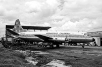 Photo of Aeropesca Colombia Viscount HK-1320 c/n 112