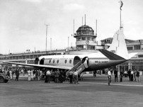 Prototype Viscount G-AHRF