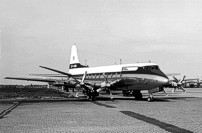 Photo of Iran National Airlines Corporation (Iranair) Viscount EP-AHB