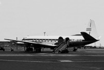 Photo of United Iranian Airlines Viscount EP-AHB