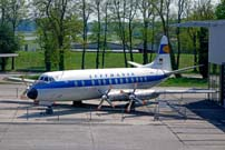 Photo of Technik Museum Speyer Viscount D-ANAF