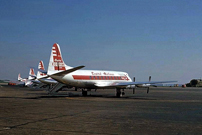 Photo of Capital Airlines (USA) Viscount N7415