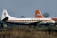 Photo of Skyline Sweden Viscount SE-CNK
