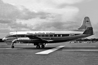 Photo of Trans-Australia Airlines (TAA) Viscount VH-TVA c/n 44
