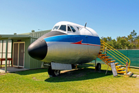 Photo of the Queensland Air Museum Viscount VH-TVJ