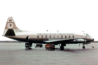 Photo of Türk Hava Yollari - Turkish Airlines (THY) Viscount TC-SEC c/n 246 December 1965