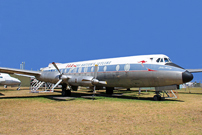 The Australian National Aviation Museum Viscount c/n 318 CU-T622 / ZS-CVB / VH-TVR