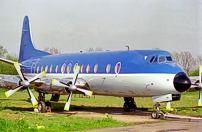 Photo of Sean T Hully (Sales) Ltd Viscount G-AZNA