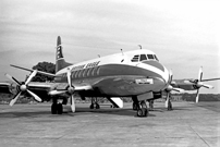 Photo of British Eagle International Airlines Viscount G-APZB