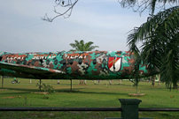 Photo of Indonesian Army Viscount PK-IVW c/n 452