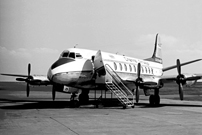 Photo of BKS Air Transport Ltd Viscount G-APZB