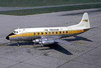 Photo of Falconair Charter AB Viscount SE-CNK