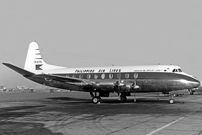 Photo of Philippine Air Lines (PAL) Viscount PI-C771