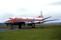 Photo of Transportes Aereos Centro Americanos (TACA) Viscount YS-06C