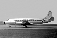Photo of Ministry of Aviation Viscount G-ARUU