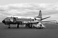 Photo of Ansett-ANA Viscount VH-TVE c/n 48