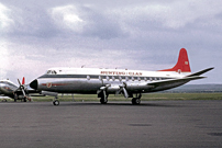 Photo of Hunting-Clan Air Transport Ltd (HCA) Viscount G-APTB