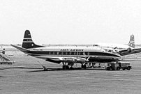 Photo of Aden Airways Viscount 9M-AMS