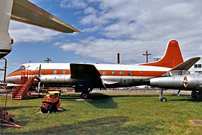 Photo of British Columbia Institute of Technology (BCIT) Viscount CF-THG
