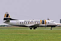 Photo of BAF Air Tours Viscount G-AOYP