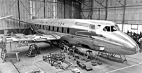 Photo of Vickers-Armstrongs (Aircraft) Ltd Viscount N7402