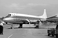 Photo of Vickers-Armstrongs (Aircraft) Ltd Viscount G-APKJ