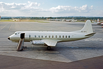 Photo of Arkia - Israel Inland Airlines Ltd Viscount 4X-AVC