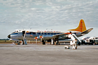 Photo of Trans-Australia Airlines (TAA) Viscount VH-TVQ c/n 434