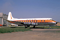 Photo of Lao Air Lines Viscount XW-TDN
