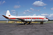 Photo of Sultan of Oman's Air Force (SOAF) Viscount 503
