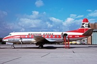 Photo of British Eagle International Airlines Ltd Viscount G-APZB