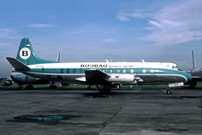 Photo of Bouraq Indonesia Airlines Viscount PK-IVX