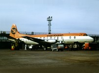 Photo of Cambrian Airways Viscount G-AOYN