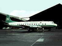 Photo of Hawker Siddeley Aviation Ltd Viscount AP-AJF