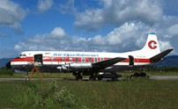 Photo of Air Caribbean Viscount VP-LKA