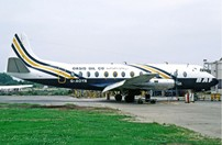 Photo of Oasis Oil Company Viscount G-AOYN