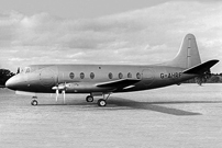 Photo of Ministry of Supply Viscount G-AHRF