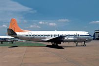 Photo of British Midland Airways (BMA) Viscount G-AZLU