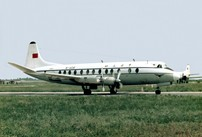 Photo of Civil Aviation Administration of China (CAAC) Viscount B-408