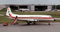 Photo of Kestrel International Airways Viscount G-AVJB