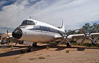 Photo of Pima Air and Space Museum Viscount N22SN