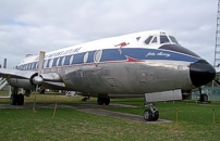 Photo of The Australian National Aviation Museum Viscount VH-TVR