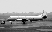 Photo of Maitland Drewery Aviation Ltd Viscount G-ARBY