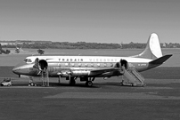Photo of Tradair Ltd Viscount G-APZB