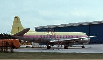Photo of Nora Air Services (NAS) Viscount D-ANAF