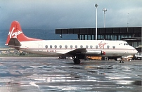 Photo of Virgin Atlantic Airways Viscount G-AOYP