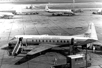 Photo of British European Airways Corporation (BEA) Viscount G-AOYN