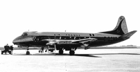 Photo of Air France Viscount F-BGNR